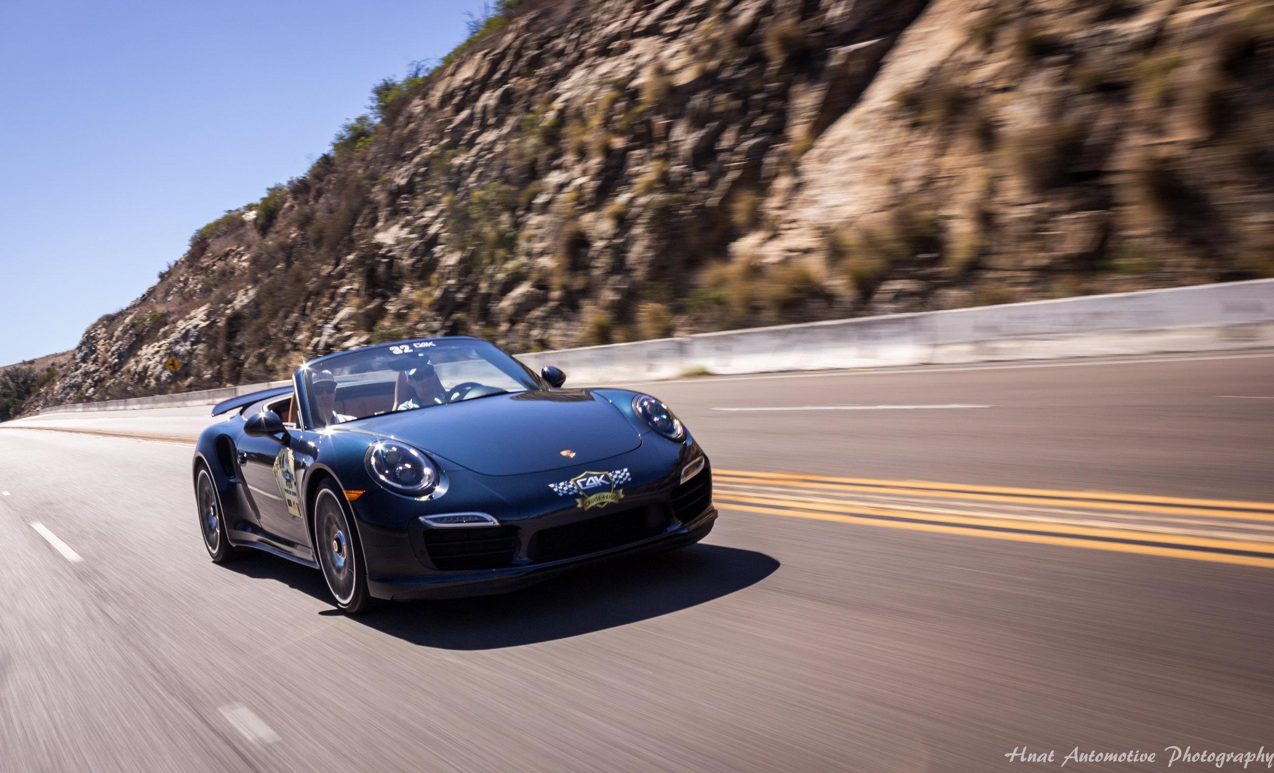 Blue Porsche Turbo S Rolling Shot W.jpg