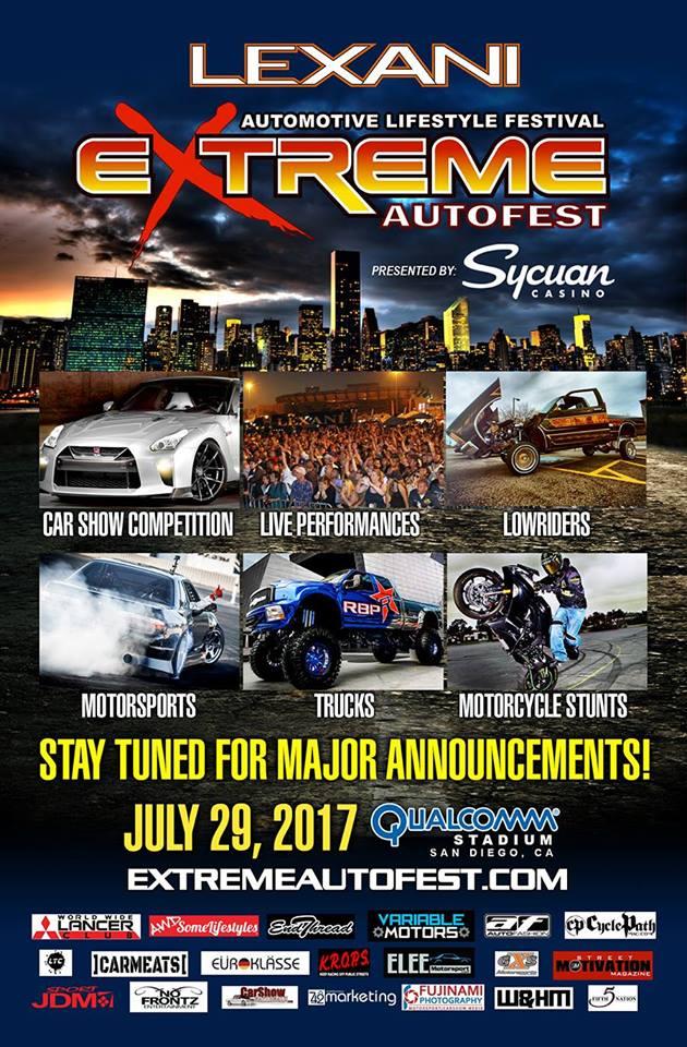 Extreme-Autofest-San-Diego-promo-flyer