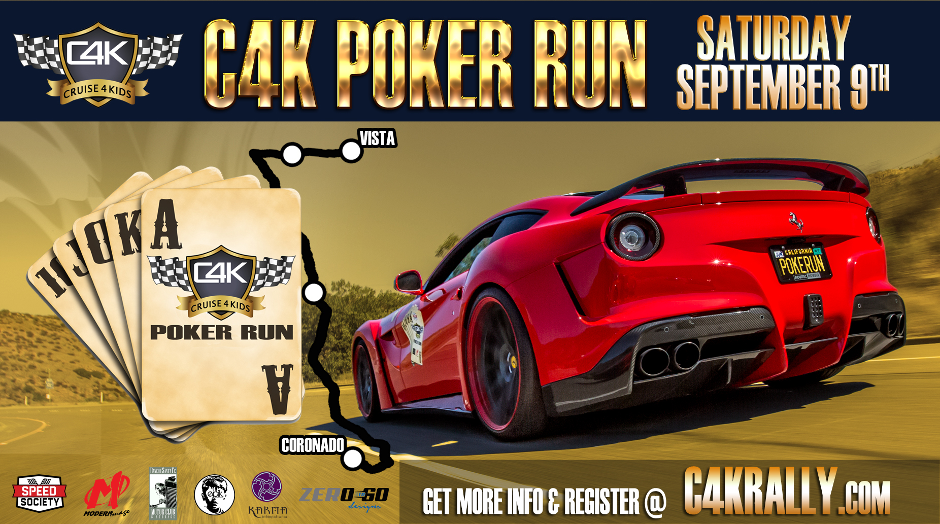 C4K Rally promo