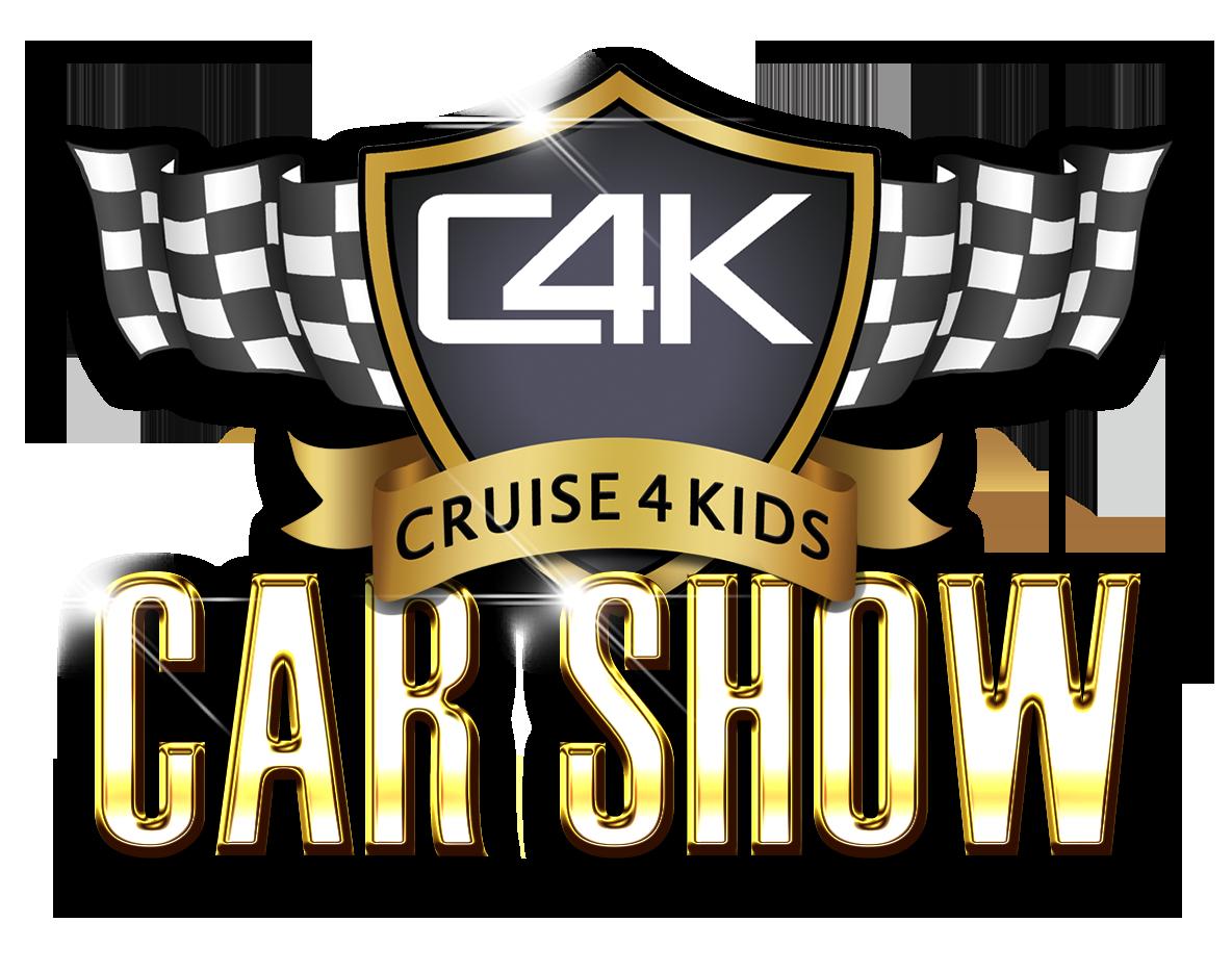 Cruise 4 Kids Car Show Logo PNG.png