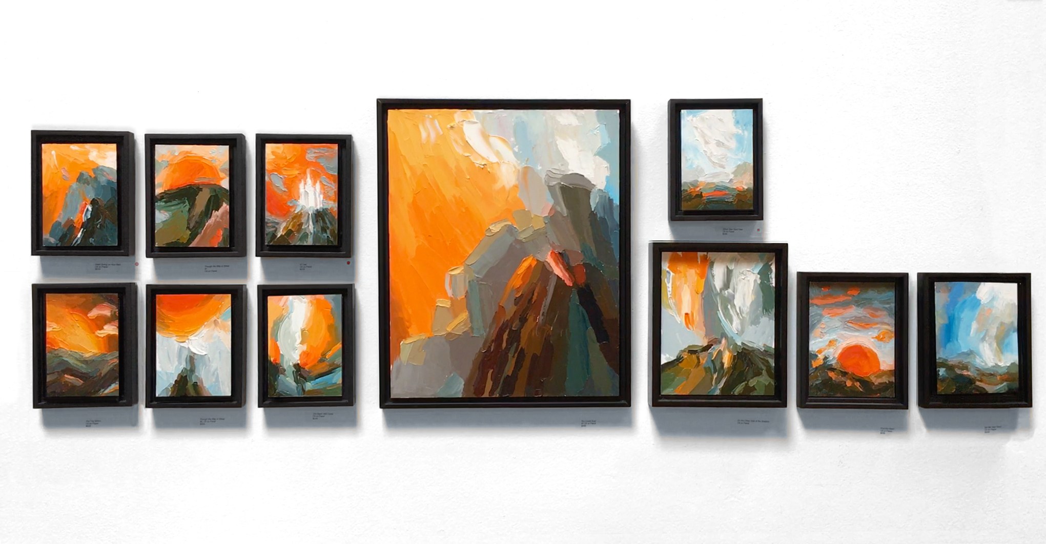 Melissa Carmon Art Painting Orange Color Studies Abstract.jpg
