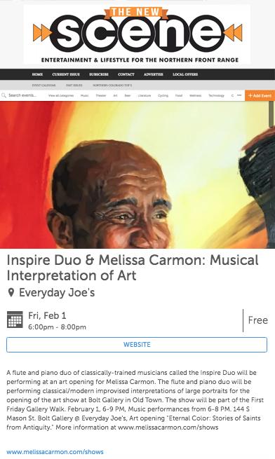 Scene Magazine Melissa Carmon Art Show.jpg