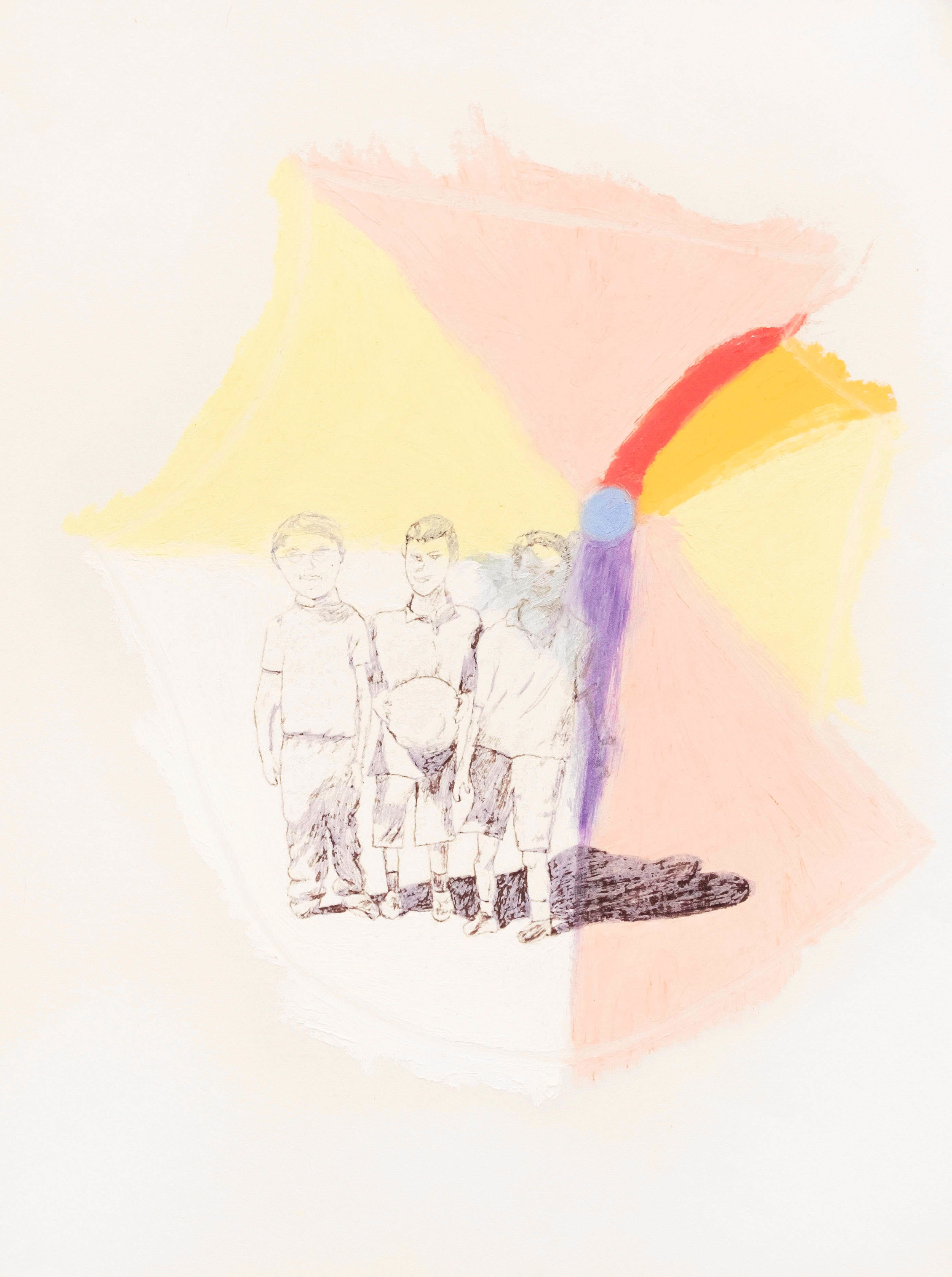 Josh, Trevor, and Daniel
