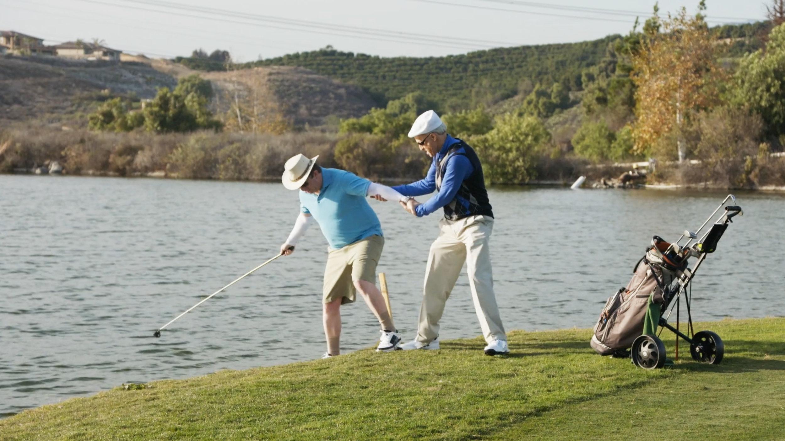 "VICE Golf Spot ""Lake"""