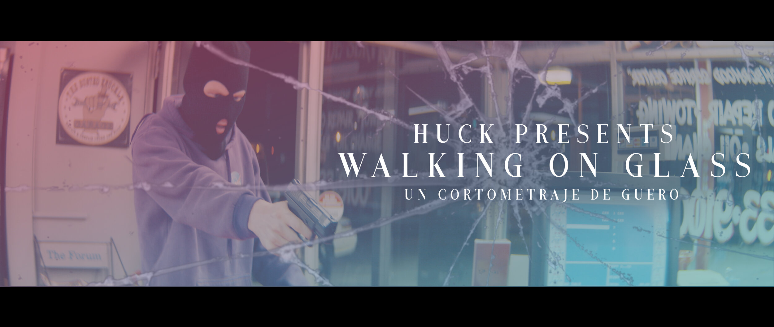 Huck - Walking on Glass (2019)