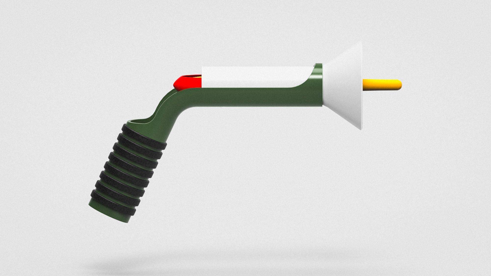 RAY GUN -