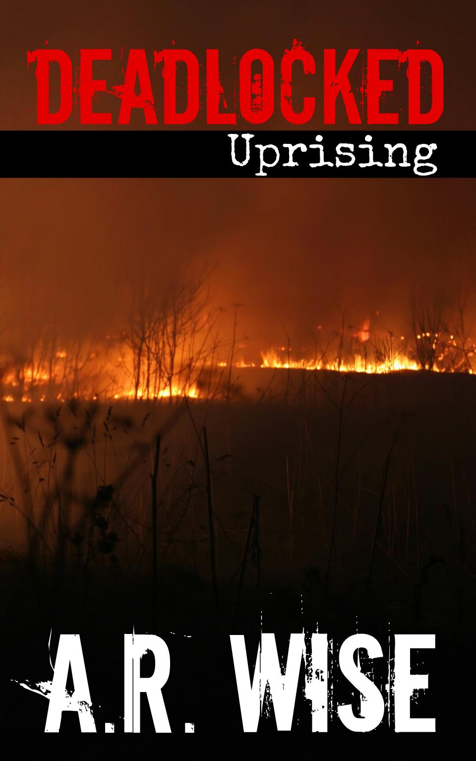 Deadlocked 6 Uprising Cover
