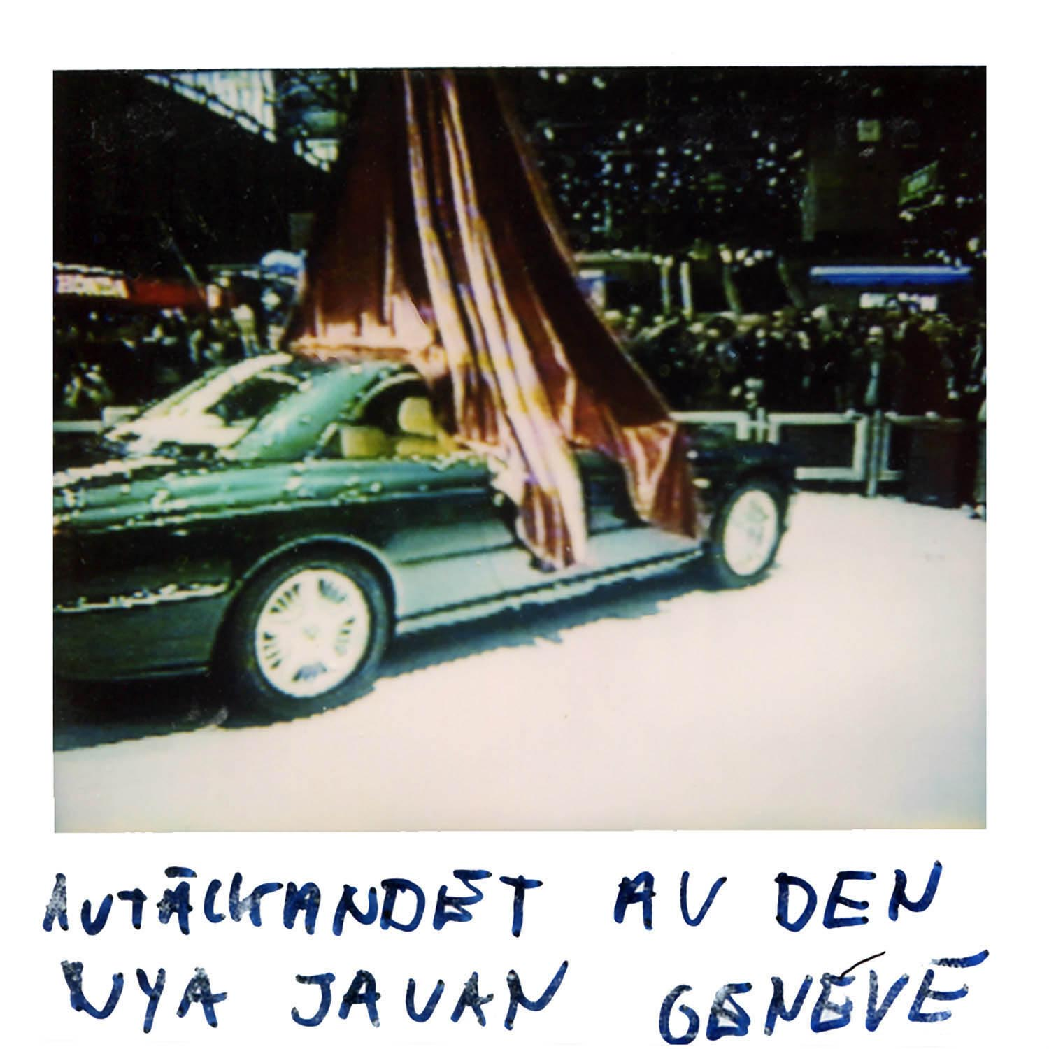 The uncovering of the new JAG  Genéve