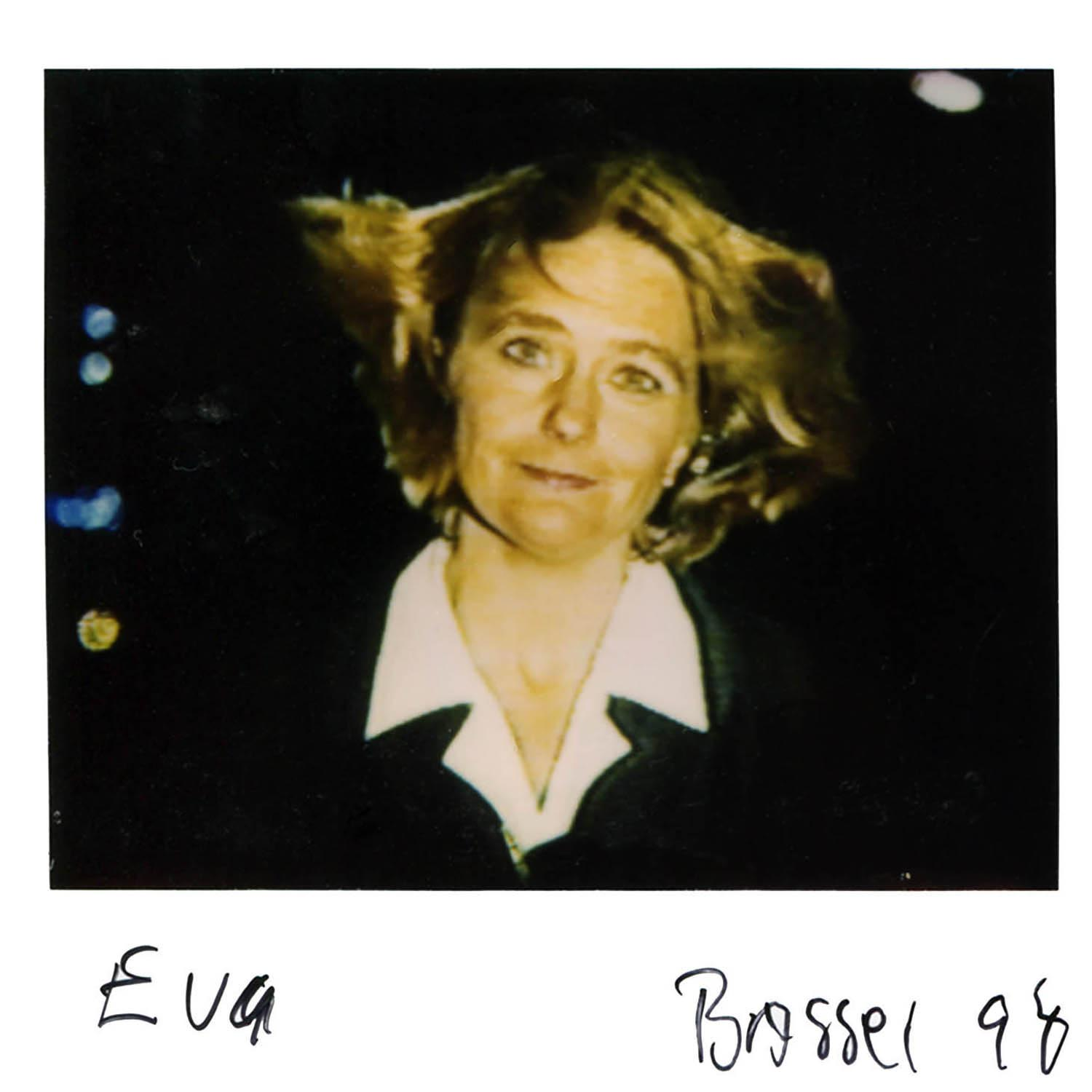 Eva in Brussels 94
