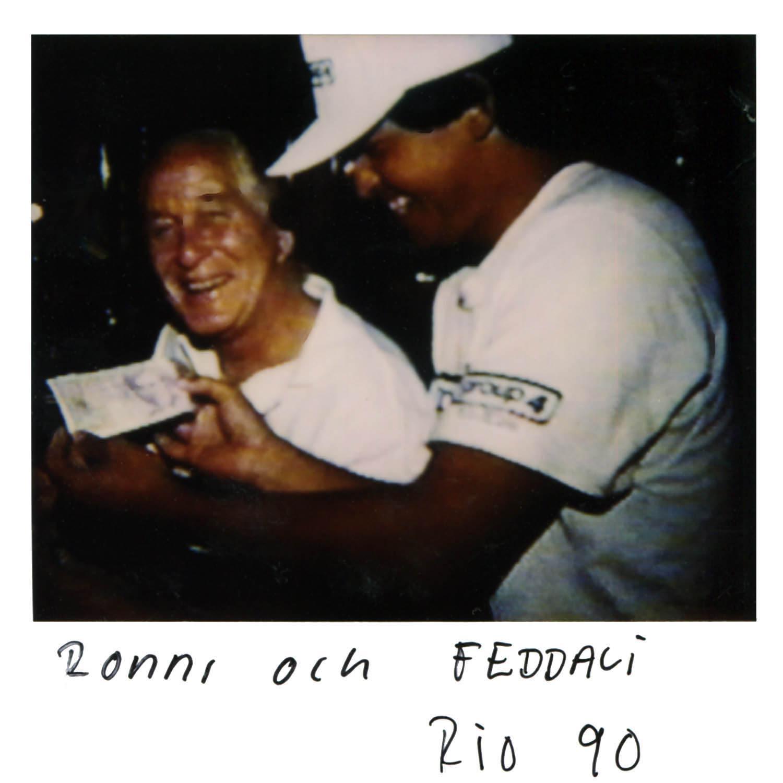 Ronni och Feddali   Rio 90