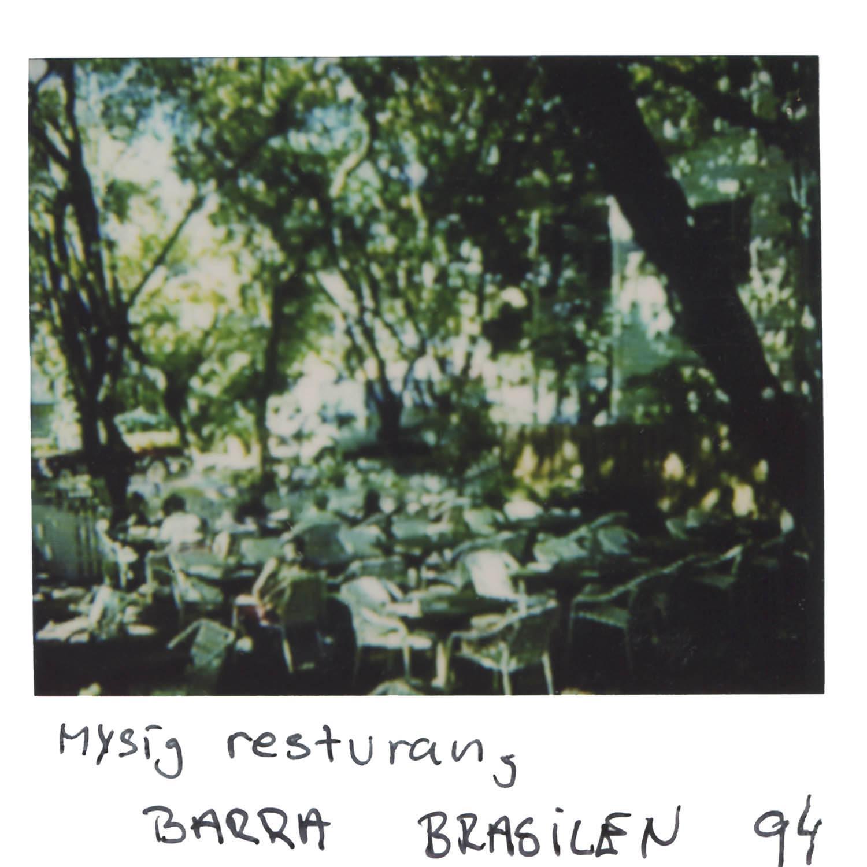 A cosyrestaurant in  Barra Brazil 94