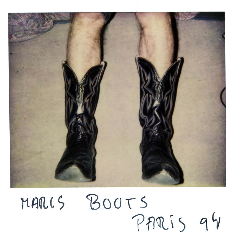 Marcs boots   Paris 94