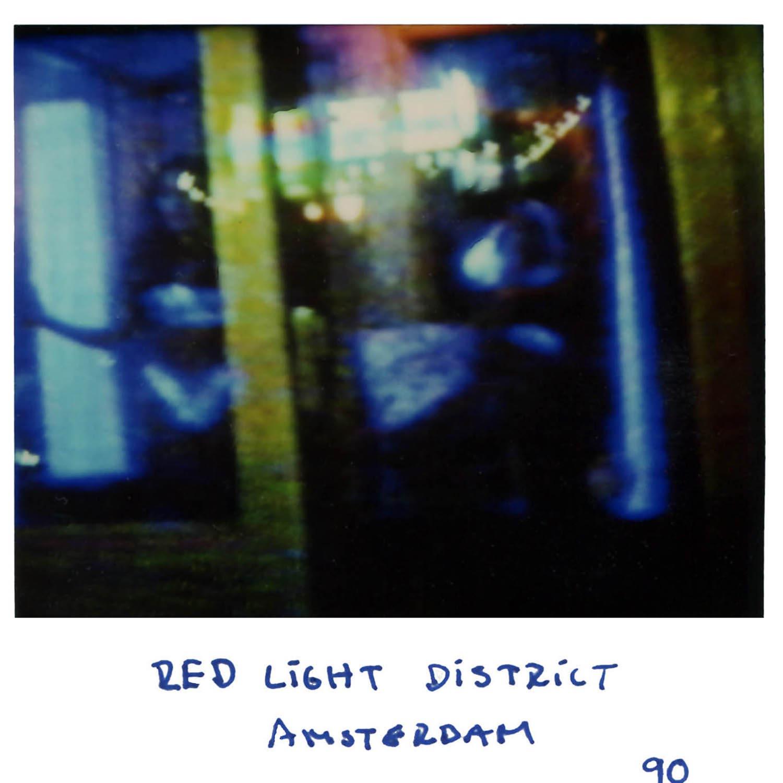red light district  Amsterdam -90