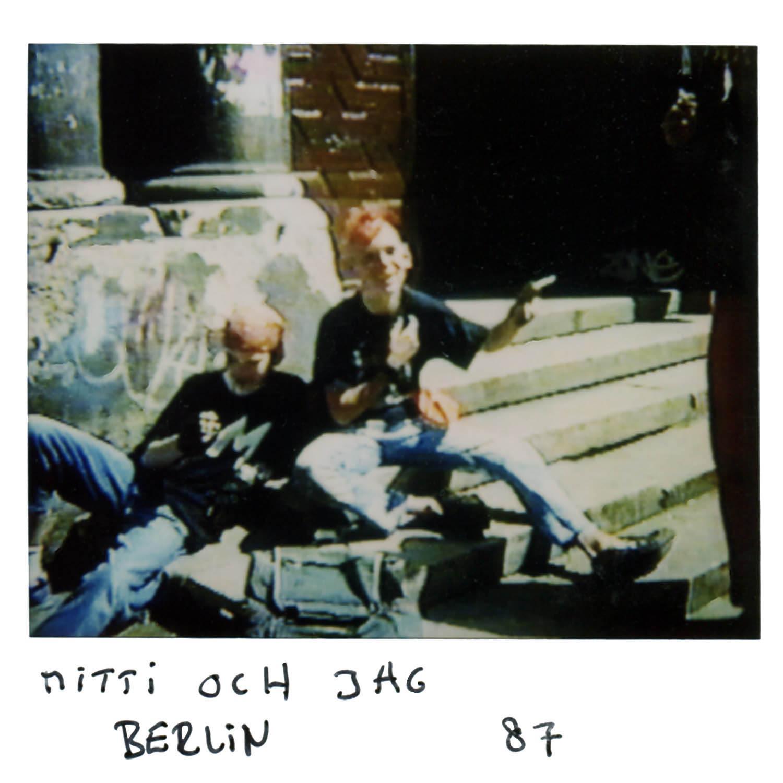 Mitti and I  Berlin  -87