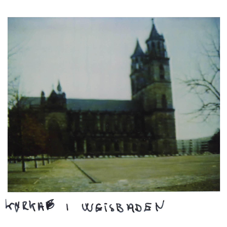 The church in Wiesbaden