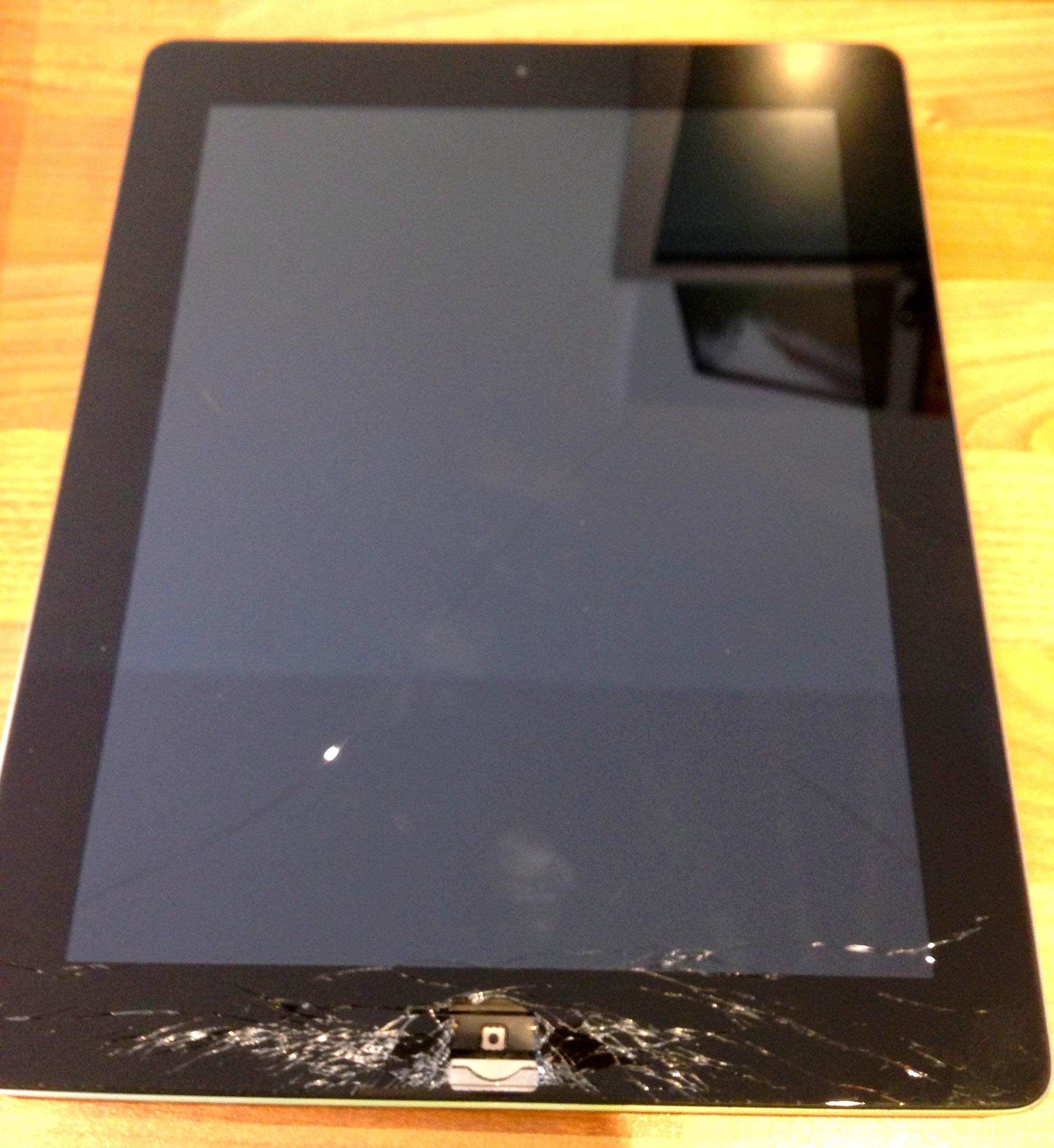 iPad 2, 3 & 4 Screen Repair