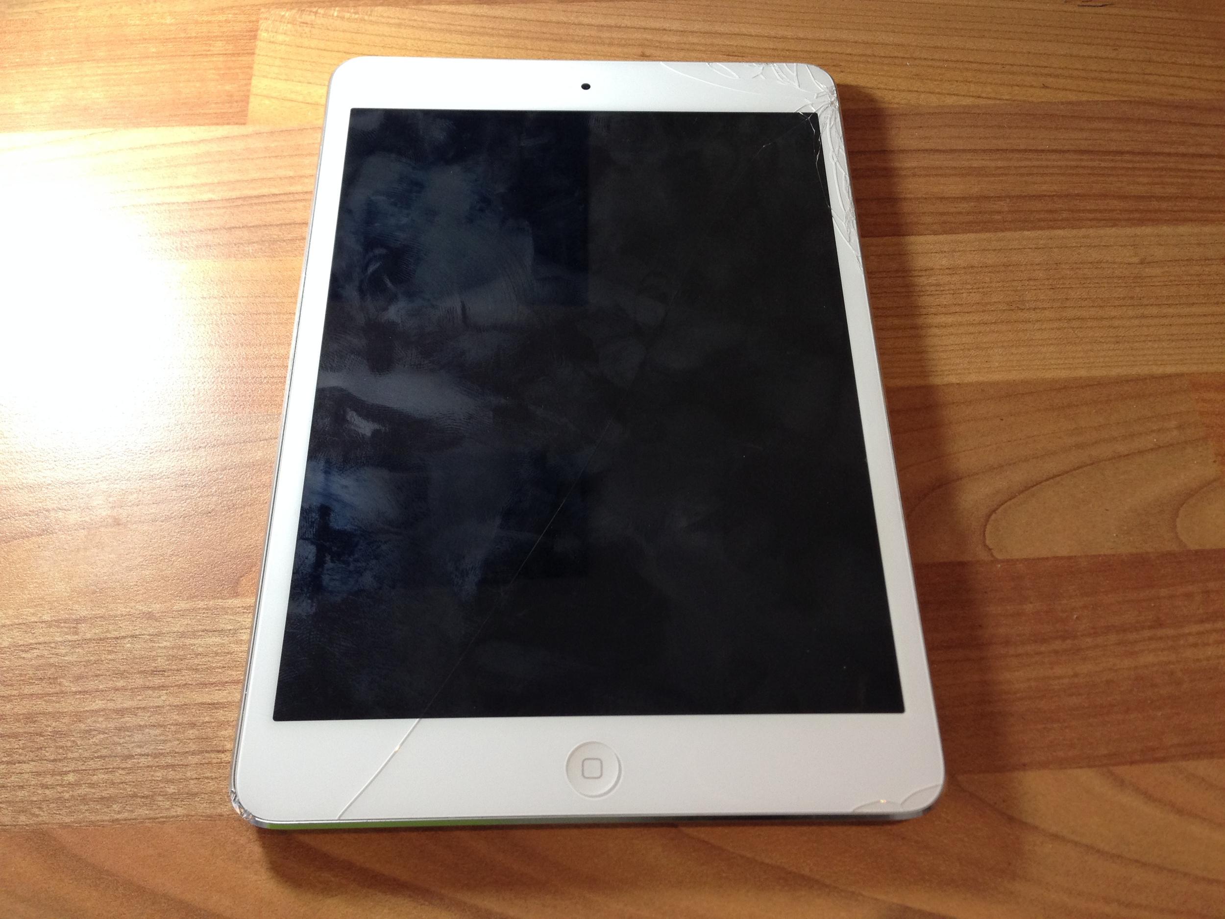 iPad Mini Touch Screen Repair