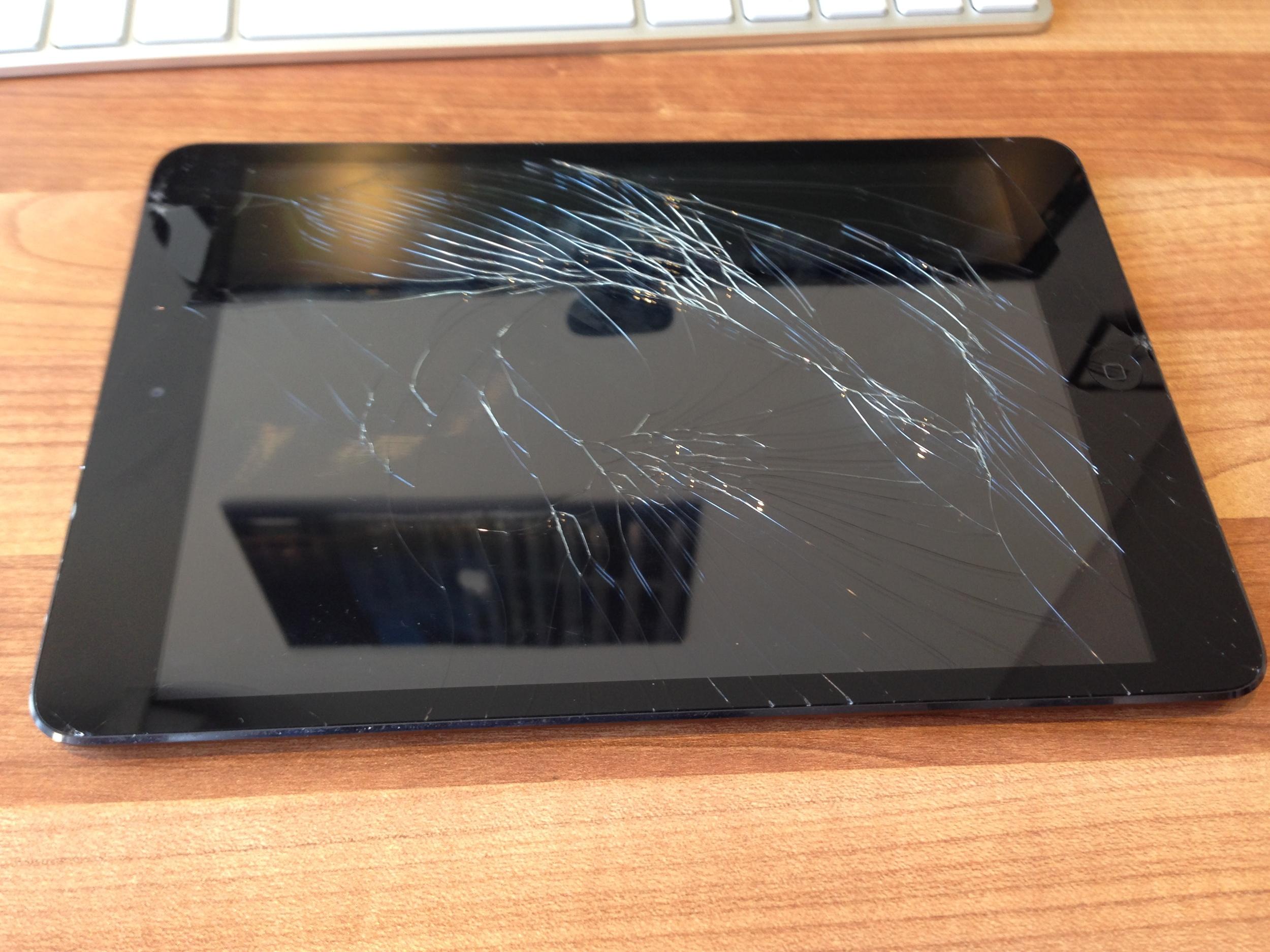 iPad Air Touch Screen Repair