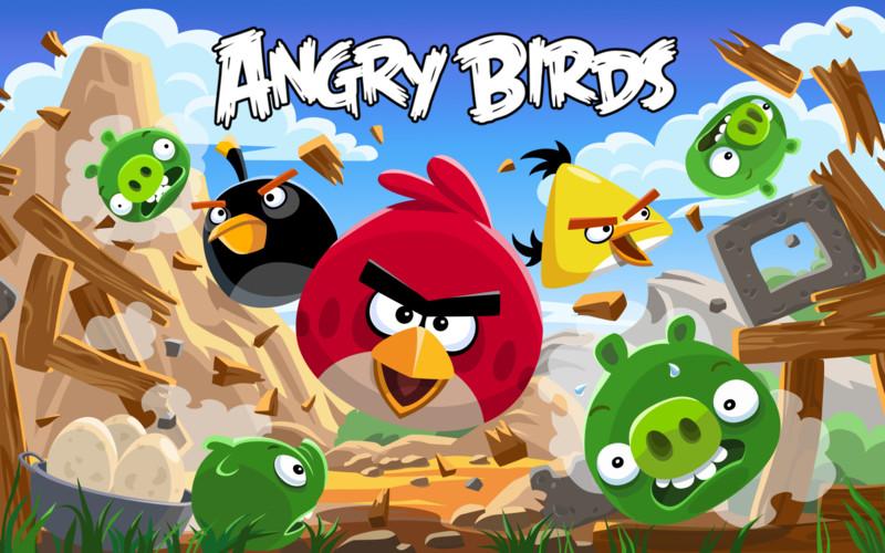 AngryBirdsiOS