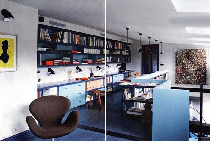 Interior design by Marianna Evennou