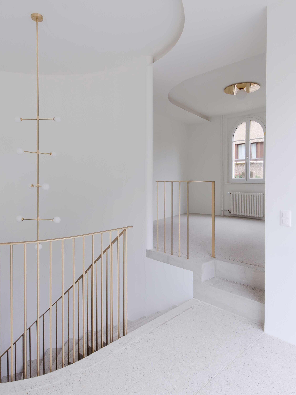 Epic two     pendant light | 179OL-P01   Plate and sphere     ceiling light | 173OL-C01 Amelie Lousanne
