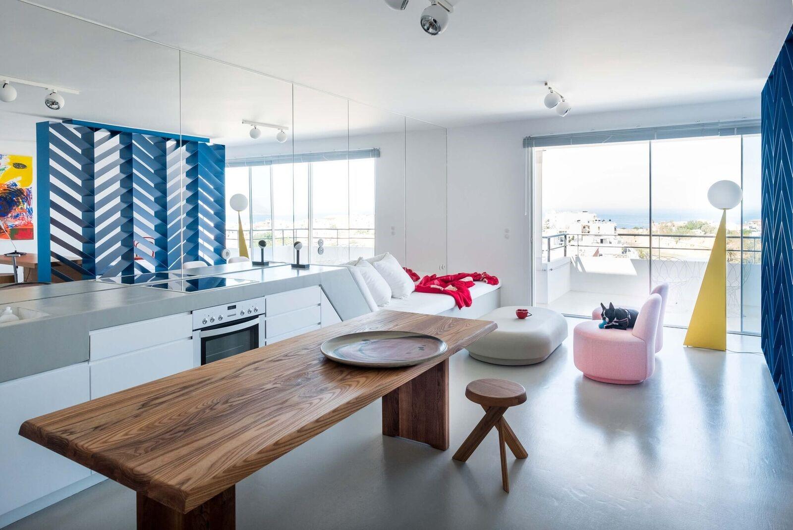Bonhomme     floor light | 176OL-F01 Ammos Hotel