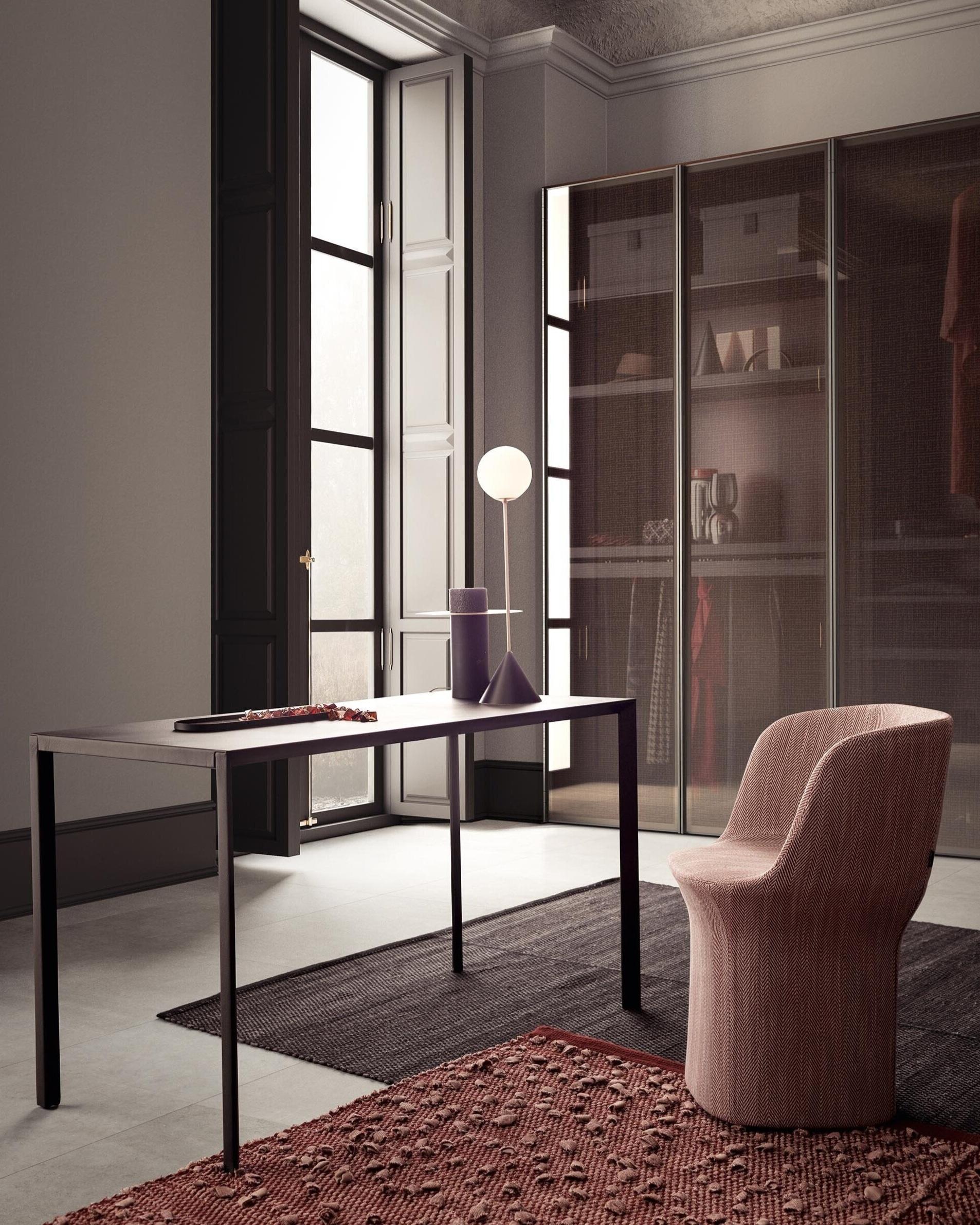 Twin     desk light | 167OL-D01 Milano Esse Mono