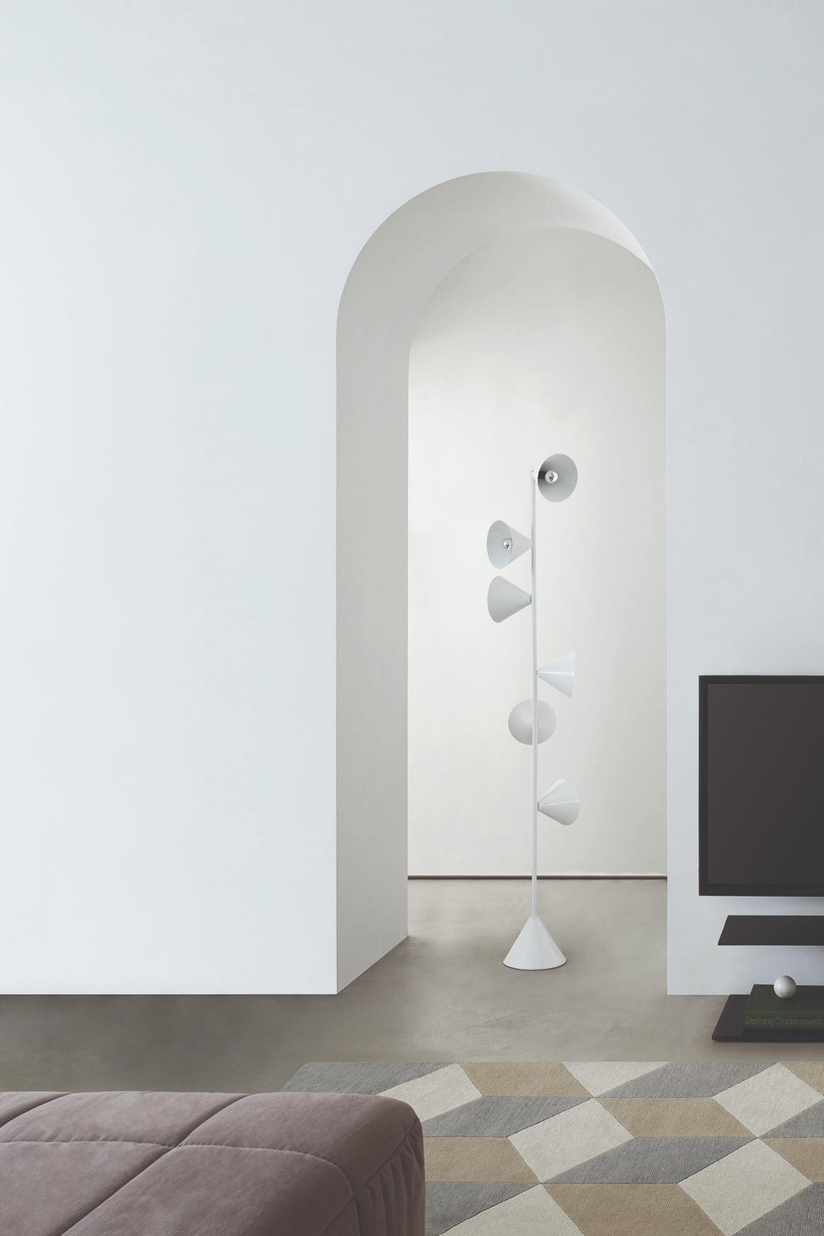 Vertical one     floor light | 072OL-F01