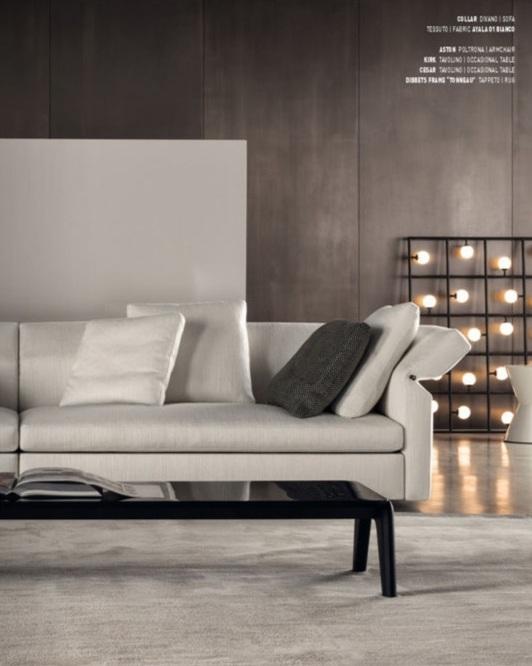 Squares   floor light  |  094OL-F01 Minotti | Collection 2014
