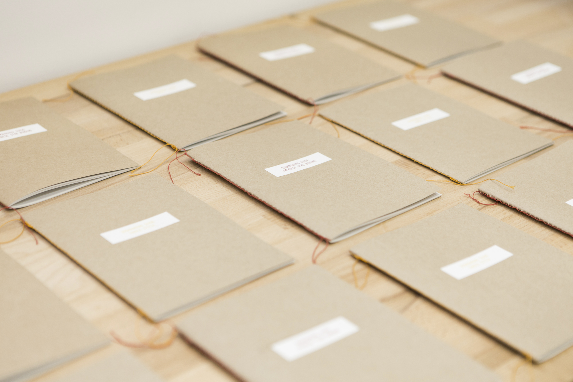 BOOKBINDING GUIDES