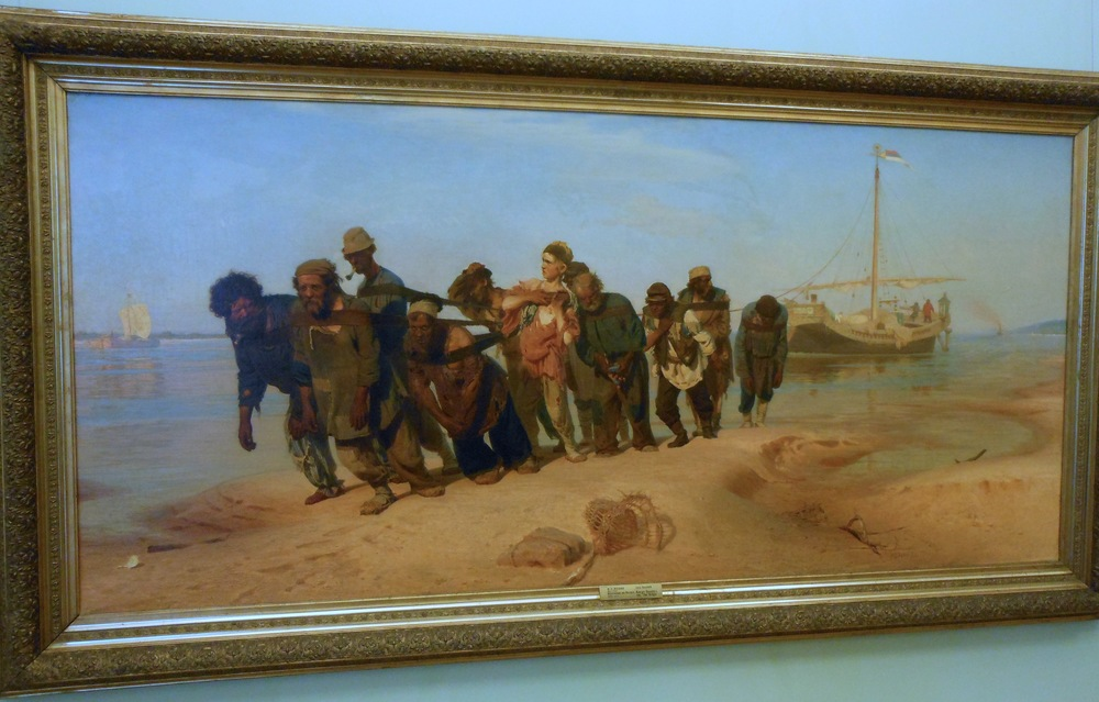 REPIN, barge pullers