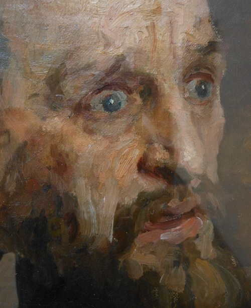 REPIN (study for Ivan the terrible)