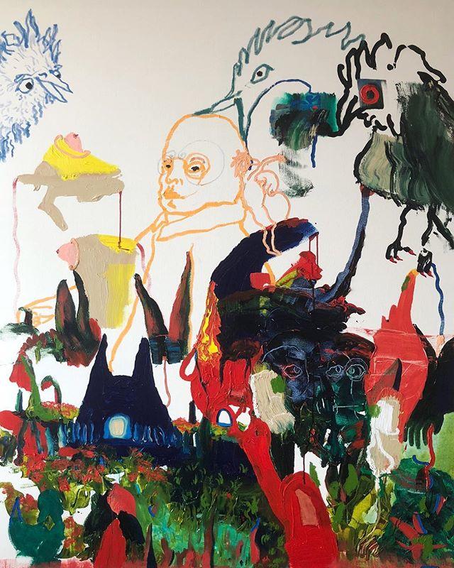 4x5ft 2018 Canvas