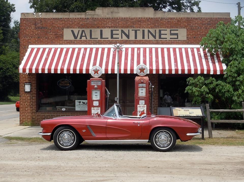 Marc Bellantone's 62 Corvette