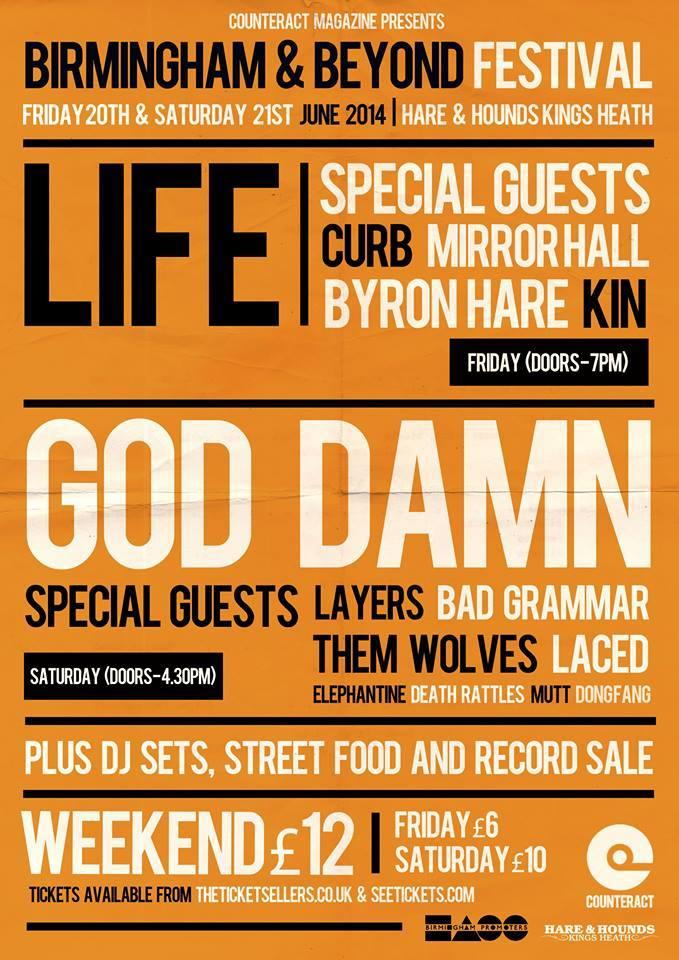 Birmingham & Beyond Festival