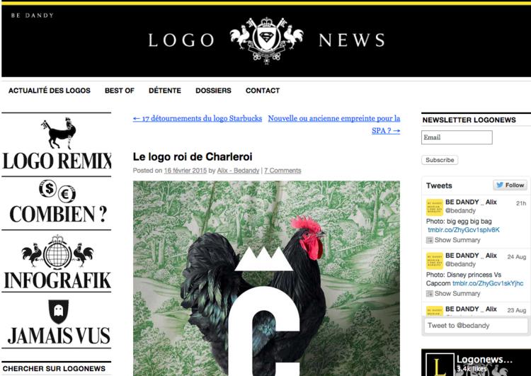 LOGO NEWS  (France)