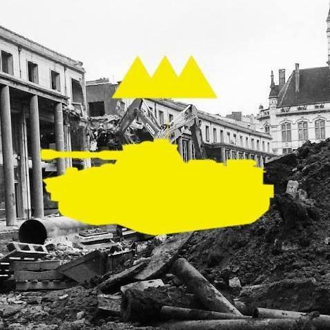 Une ville en chantier ou en guerre?