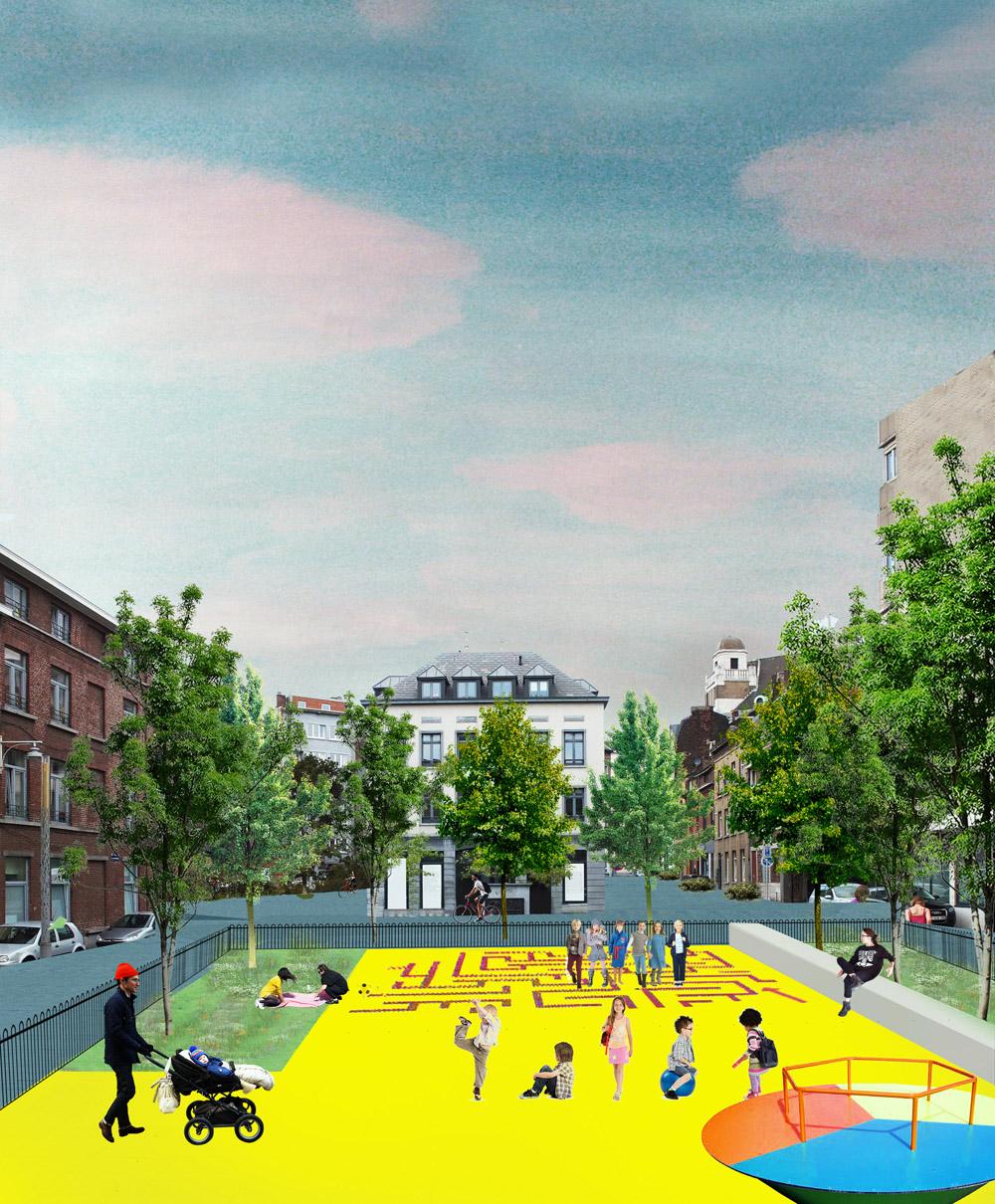 Schéma des aires de jeux   Fruit d'un longue réflexion et d'efforts conjoints de la Cellule Bouwmeester et l'Ecologie urbaine, la Ville de Charleroi se dote d'un nouvel outil d'orientation pour ses aires de jeux et de récréation.   + d'informations