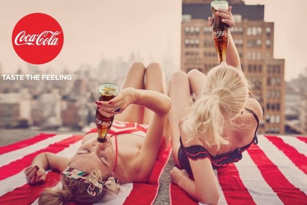 Coca-Cola feel