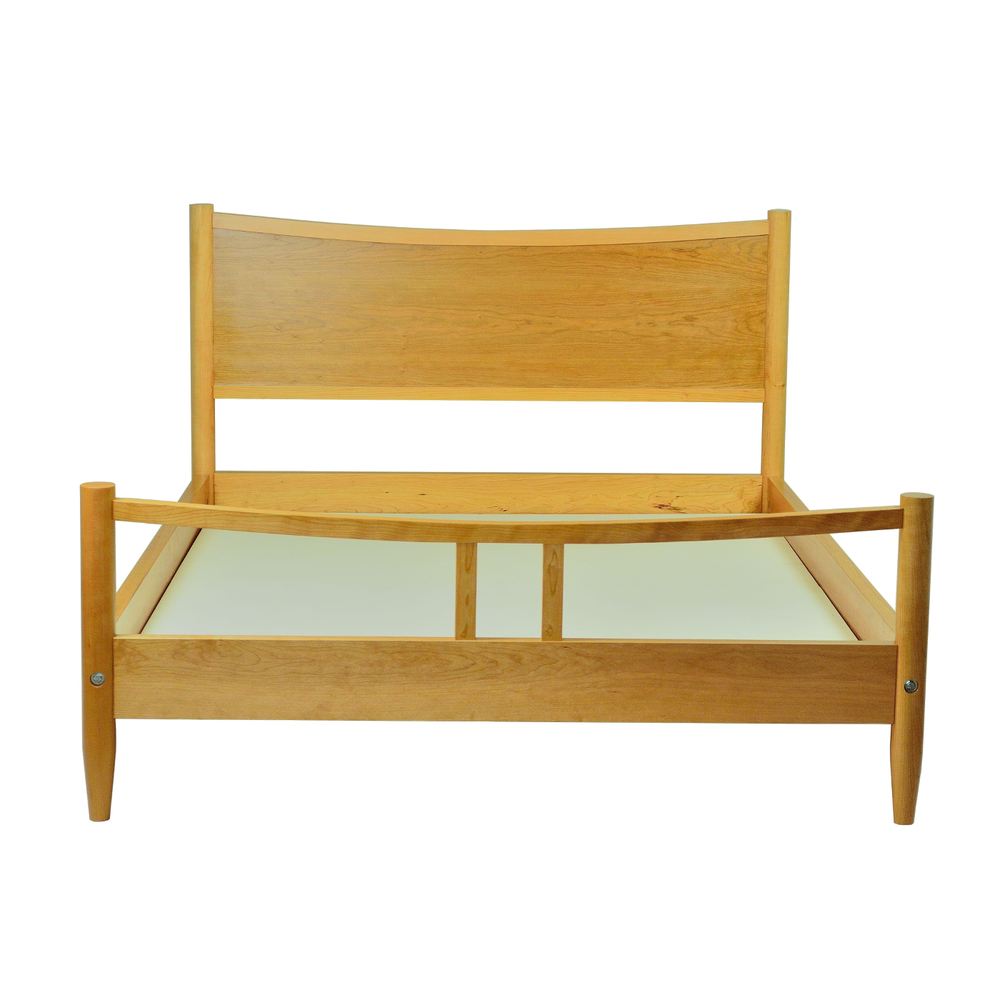 Gold Glass Dining Table, Mid Century Modern Platform Bed Sustar Woodworks