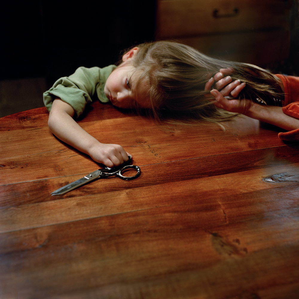 """""""Cutting Ties"""", from the series """"Anna & Eve"""" (2005 - 2012)"""