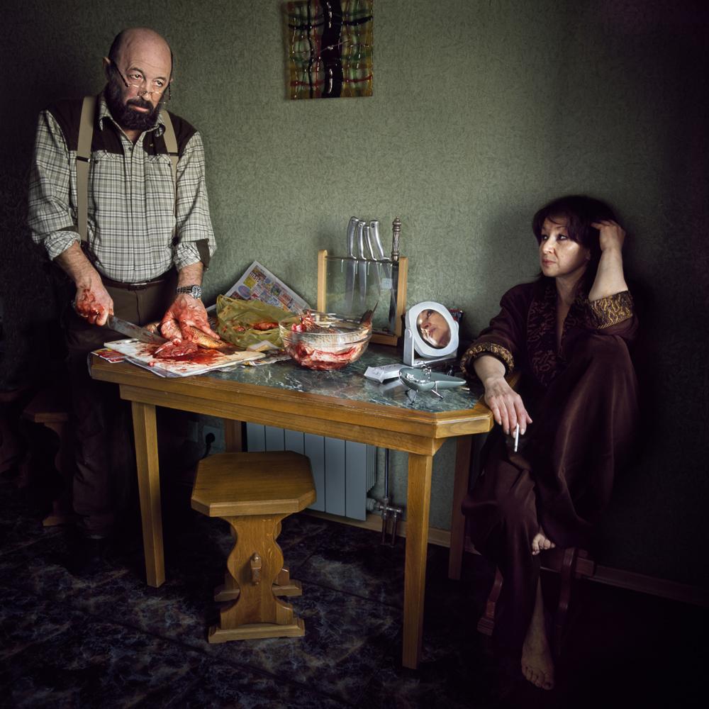 Alexander & Tatiana (Ukraine)