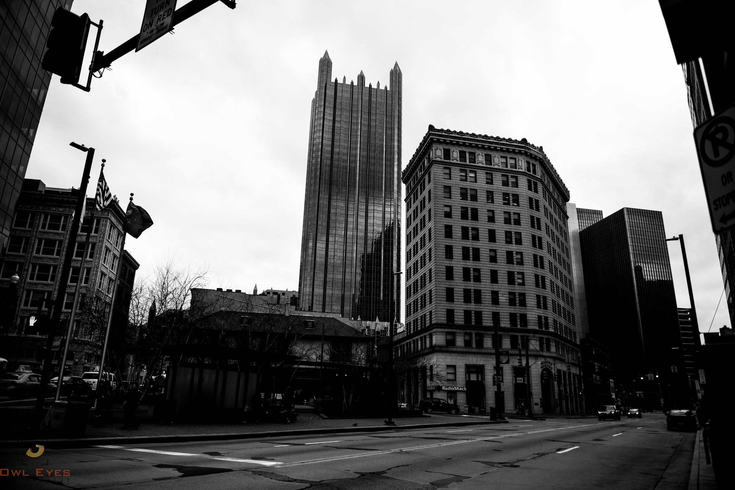 PPG Place from Liberty