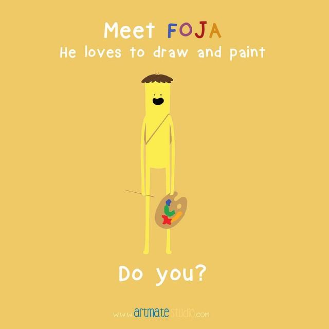 Hi, FOJA! 🎨