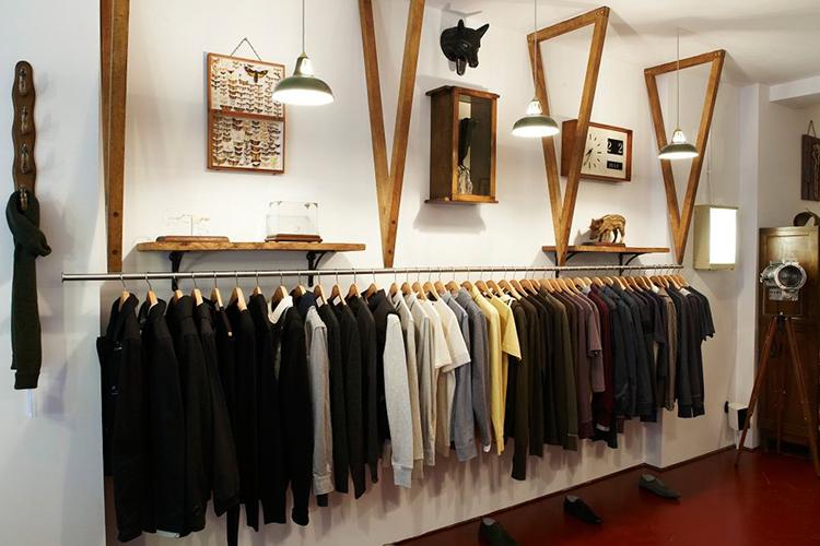 YMC, Poland Street,  Retail, 2010