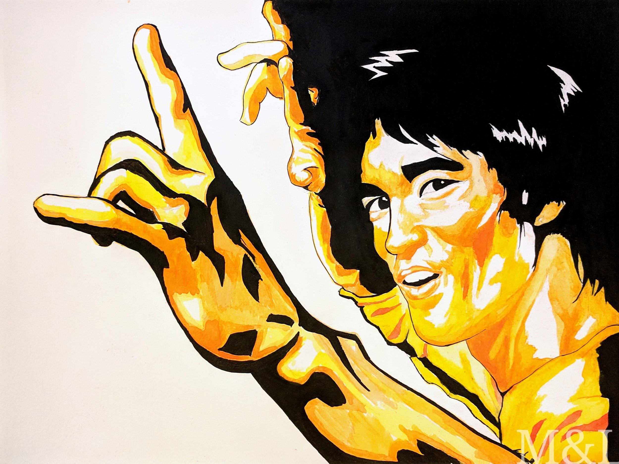 """Bruce Lee"""