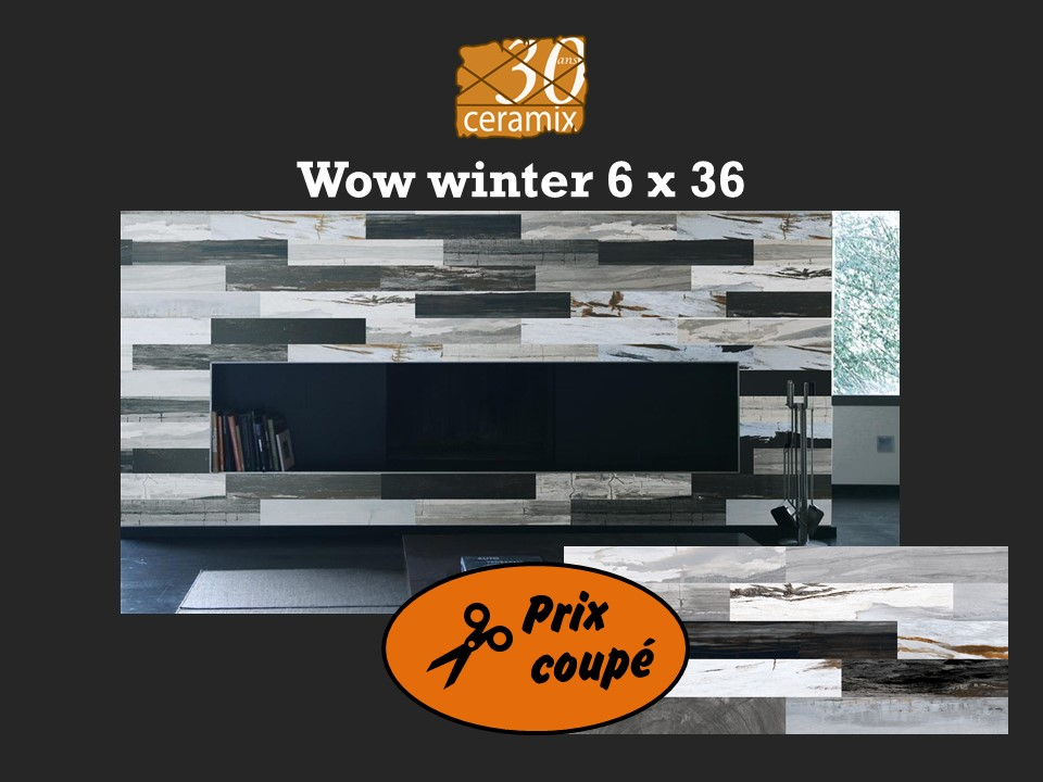 Wow winter 6x36 - 3,49$/pc