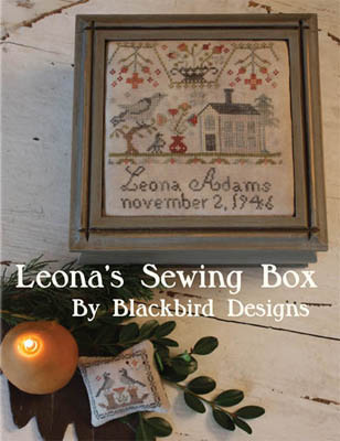 Leonas Sewing Box