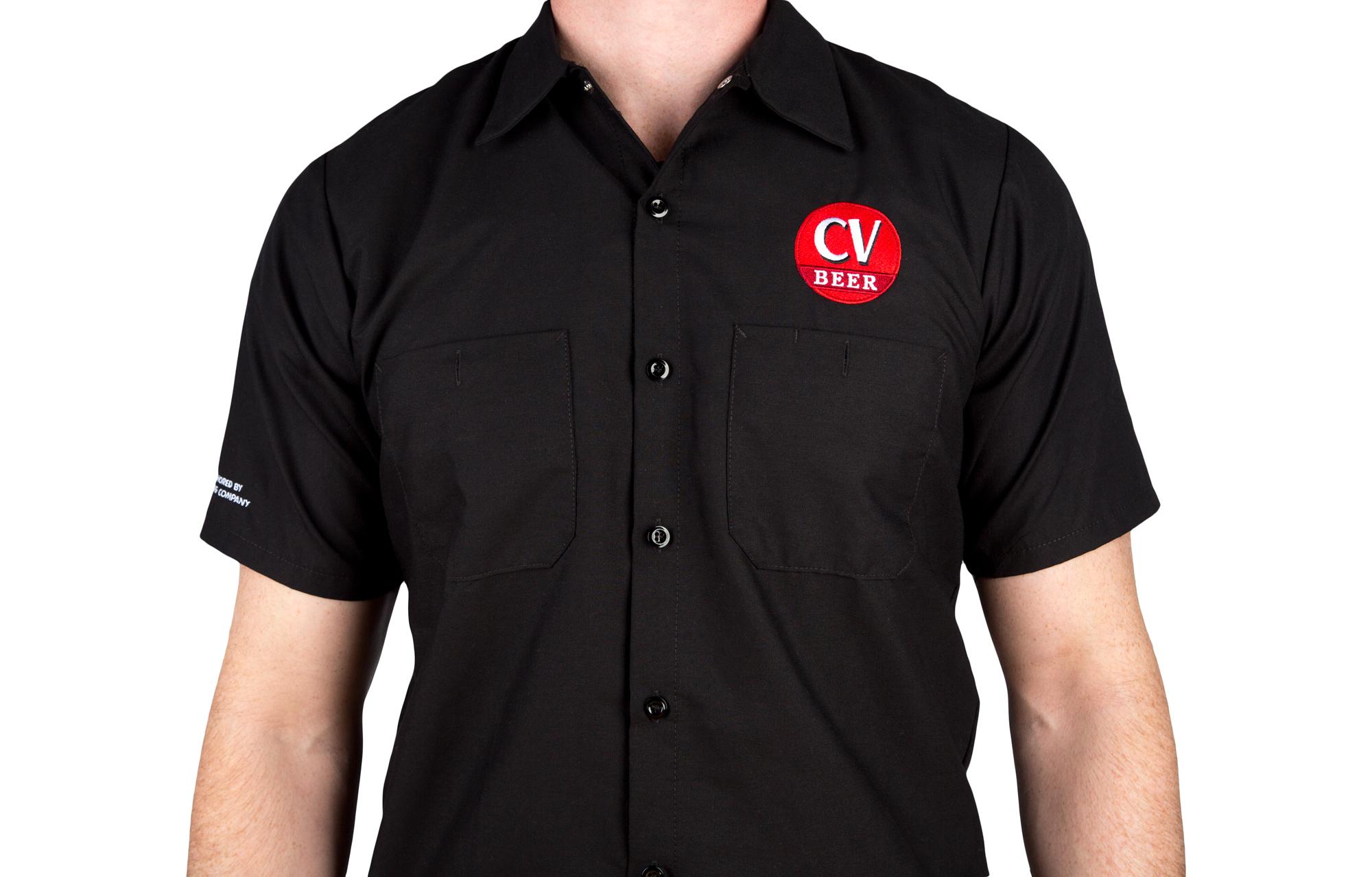 Brewer shirt   Front