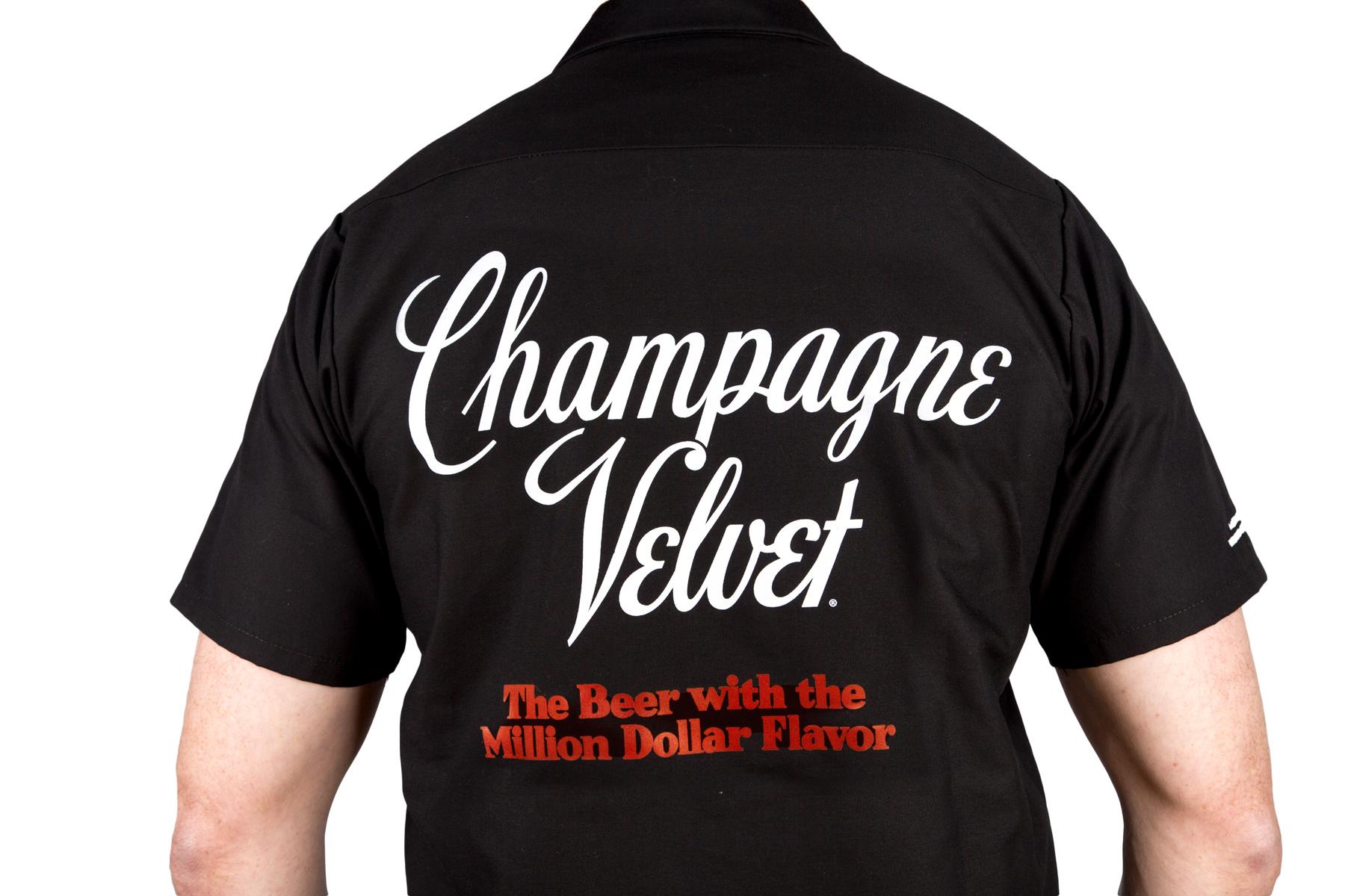 Brewer shirt   Back